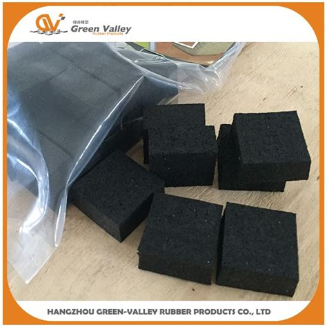 vibration absorption rubber floor mats tiles for washing