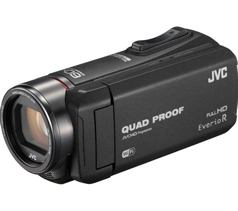 jvc digital buy jvc gz rx615bek camcorder black free delivery currys