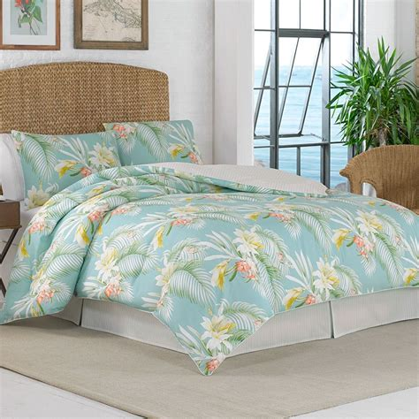 tommy bahama beachcomber citrus comforter set home
