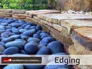 Rock Landscape Edging Borders