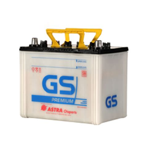 Selimut Accu Gs N40 gs astra