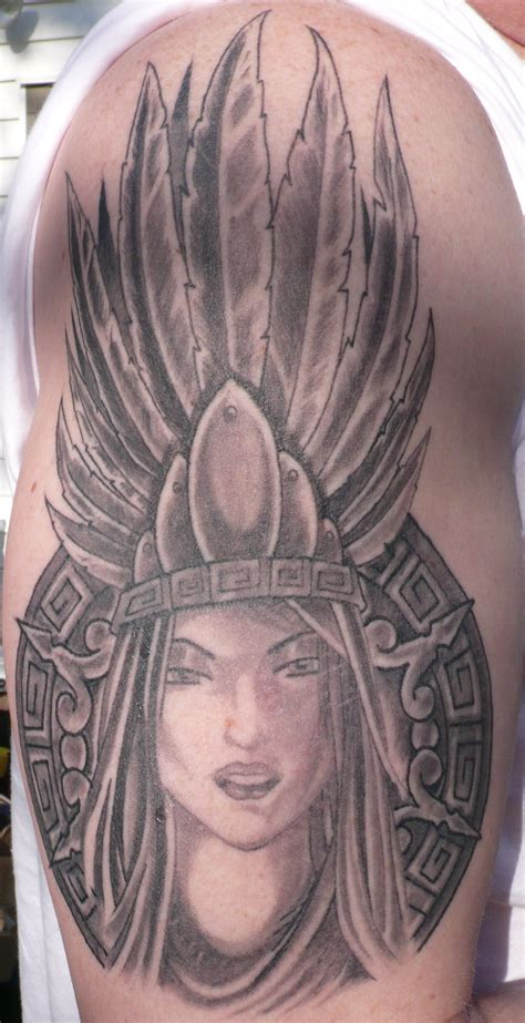 aztec tattoo sleeve aztec tattoos designs ideas and meaning tattoos for you