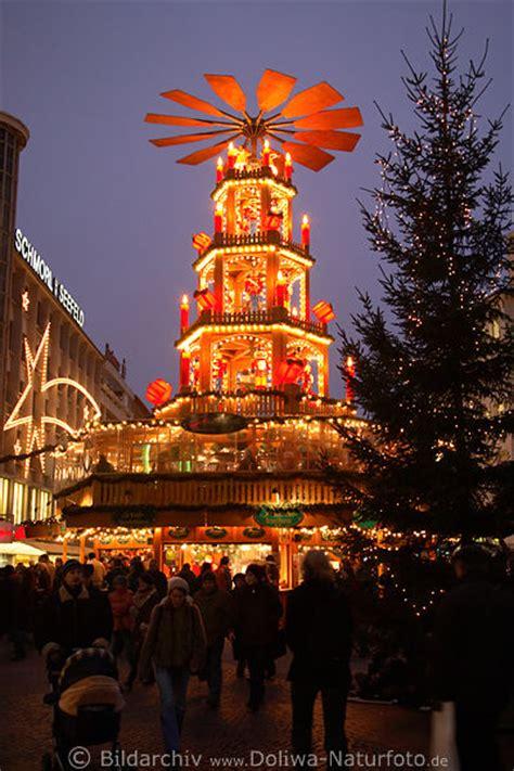 hannover weihnachtszeit fotos weihnachtspyramide