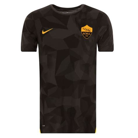 Tshirt As Roma 1 t shirt as roma third 2017 18 sur foot fr