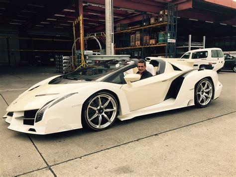 9 Lamborghini Veneno Roadsters by Lamborghini Veneno Roadster Blanco 9 Periodismo Del Motor