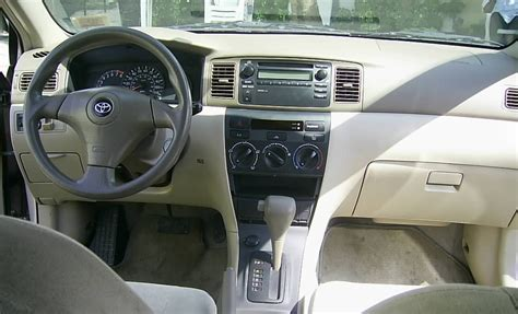 Corolla 2003 Interior by 2003 Toyota Corolla Toks For Sale 1 39 Mil Reduced Autos Nigeria