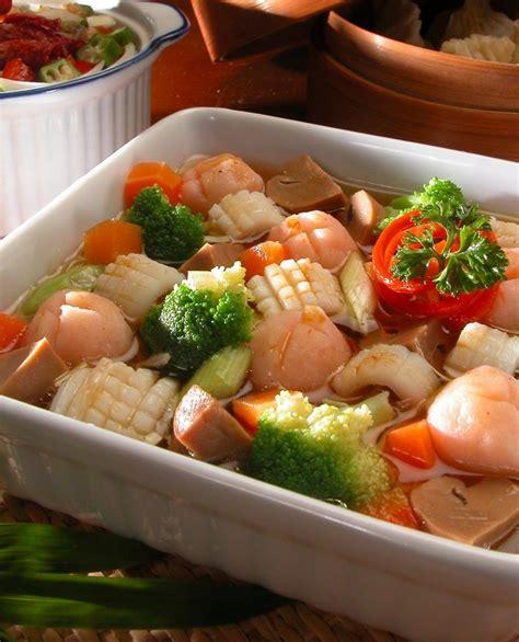 cara membuat pokcoy wortel kuah saus tiram asli gurih enak gizi dan kuliner by budi resep sayuran cah cumi brokoli