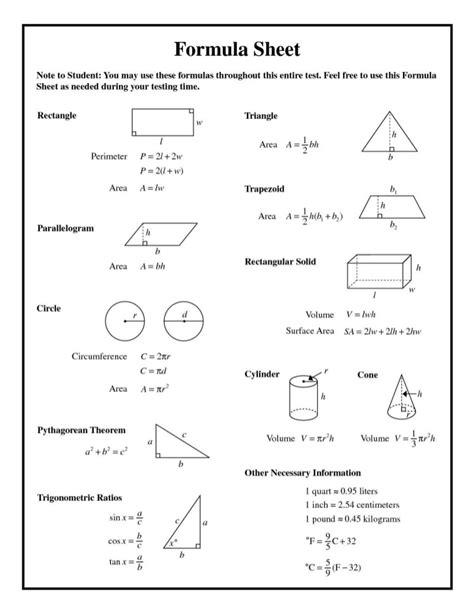 Essential Secondary Higher Revision 2a ll math mrs sybert s class