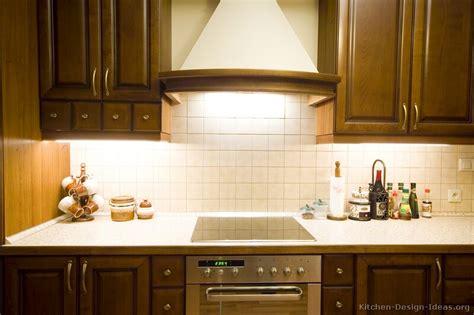 wood backsplash ideas kitchen backsplash ideas with walnut cabinets home