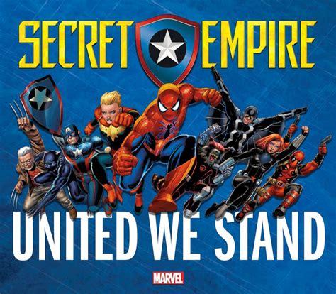 unleashed vol 2 secret empire books marvel annonce secret empire prochain 233 v 233 nement