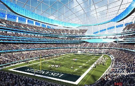 what city are the rams from city of chions stadium ingelwood stadium future home
