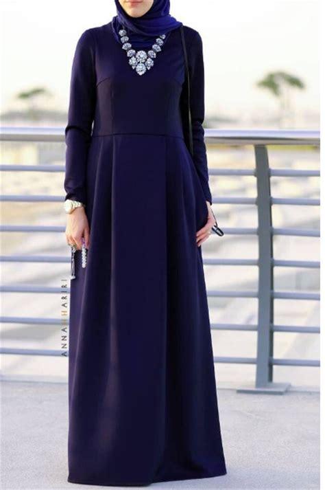 Model Gamis Terbaru 2017 tren model baju muslimah terbaru dan terpopuler 2018