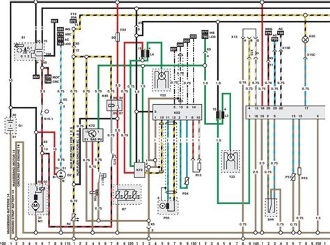 vectra b 95 and vauxhall zafira wiring diagram gooddy org