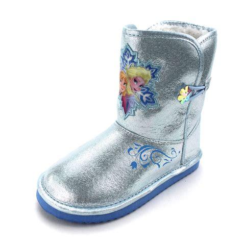 frozen boots frozen faux fur lined winter boots