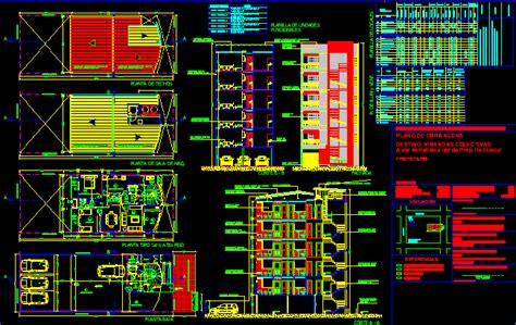bibliocad vip descargar archivos gratis proyecto edificio  pisos