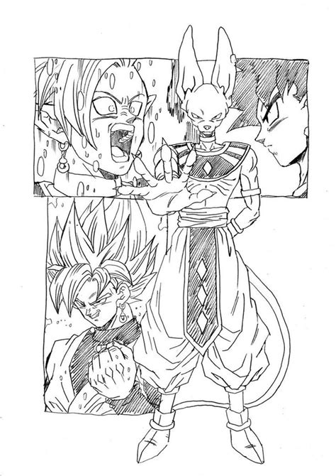young goku coloring pages 580 best images about dbz on pinterest son goku