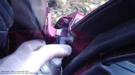 Squeaky Car Door by Lubricant Door Hinge How To Fix Squeaky Garage Door