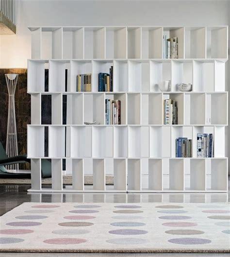 modern room divider bookcase open and shut case open bookcase fun by bonaldo
