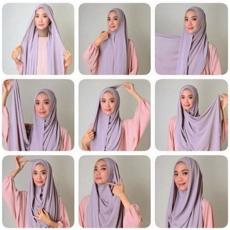 niqab tutorial step by step 9 steps to wear a hijab hijab styles hijab pictures