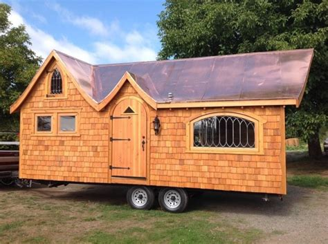 Pinafore Tiny House On Wheels By Zyl Vardos Tiny House Plans On Wheels Cost