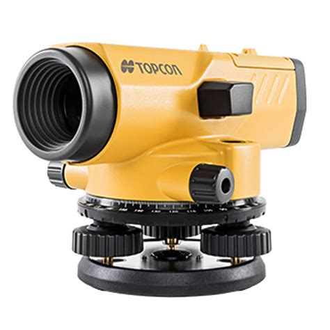 Topcon Atb3 Automatic Level topcon 24x automatic level at b4a engineersupply
