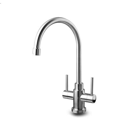 304 stainless steel faucet with brushed finish kitchen