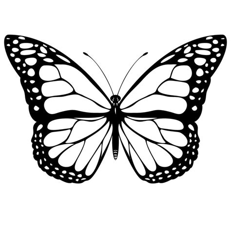 butterfly coloring pages that you can print free printable butterfly coloring pages for kids