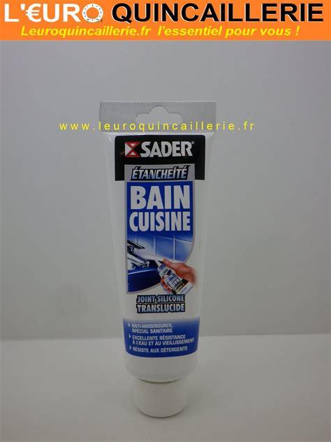 id馥s d馗o cuisine silicone translucide sanitaire bain cuisine sader en