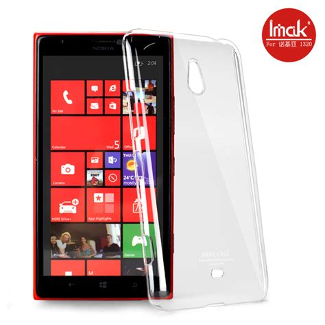 Ultra Thin Imak Nokia X Bening imak 1 ultra thin for nokia lumia 1320 transparent jakartanotebook