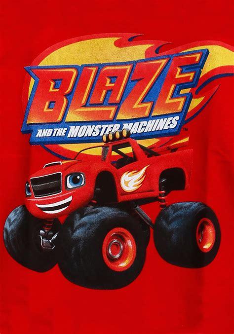 Boys Blaze Monster Truck T Shirt