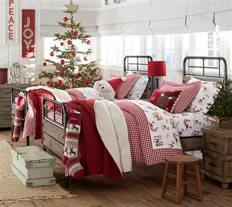 holiday bedroom decorating ideas 35 mesmerizing christmas bedroom decorating ideas all