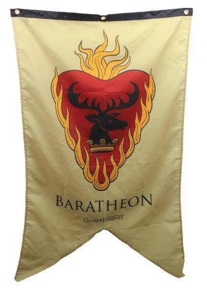 house baratheon of dragonstone whether you re stark lannister or martell here s something for every game of