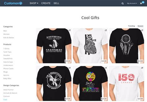 design t shirt to sell design and sell t shirts online make money using customon