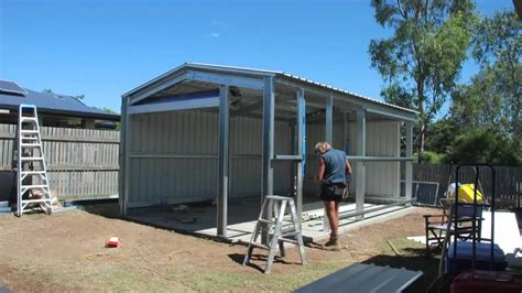 Ranbuild Sheds Tasmania by Ranbuild Shed Construction Manual
