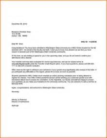 College Business Letter Exle Exle Of A Business Letter The Best Letter Sle