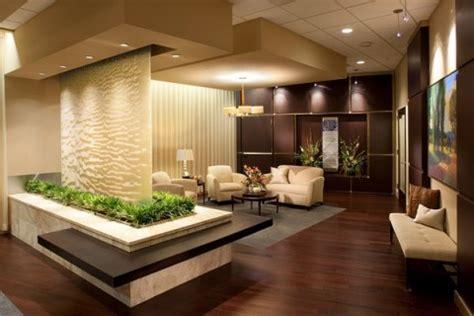 imagenes de espacios relajantes decora los interiores con cascadas