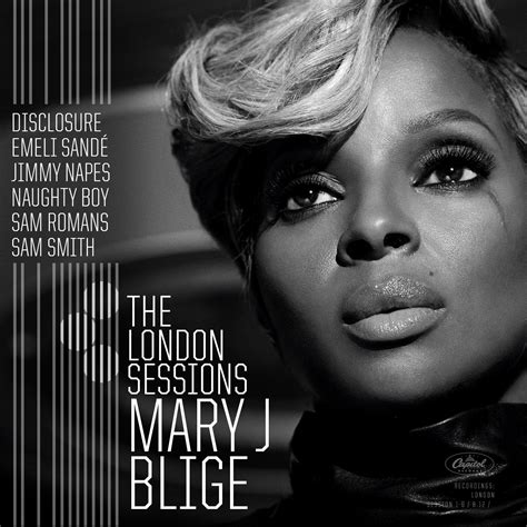 J Blige Album In Stores Today by Next Level Creativity From Mjb S Quot The Sessions