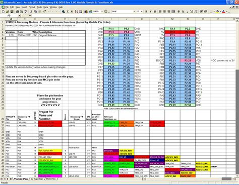 Excel Spreadsheet Parts by Excel Spreadsheet Parts