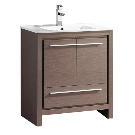 all in one bathroom vanity glacier bay all in one 30 in w bath vanity combo in