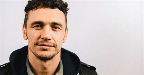 james franco james franco is the new face of coach cologne