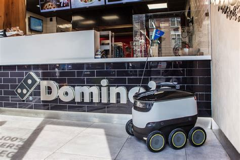 domino pizza jatinangor delivery domino s pizza and starship technologies will deliver
