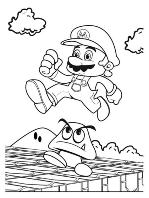 lego mario coloring pages mario coloring pages games to print 4 kids coloring