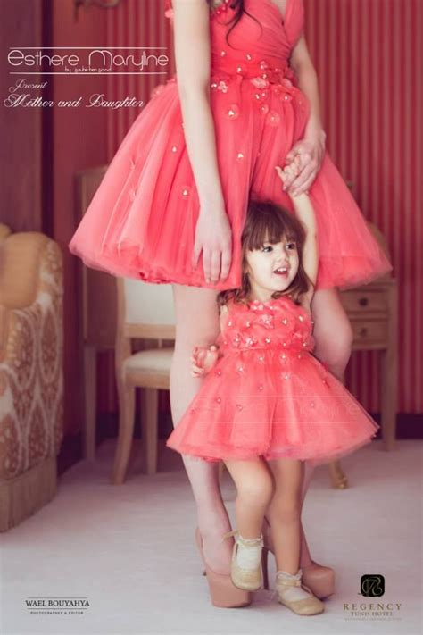 mother dresses son as daughter at bigcloset 282 best images about mommy me on pinterest tulle