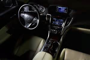 Tlx Acura Interior 2015 Acura Tlx Auto Cars Price And Release