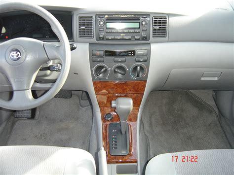 Toyota Corolla 2007 Interior by 2007 Toyota Corolla Interior Pictures Cargurus