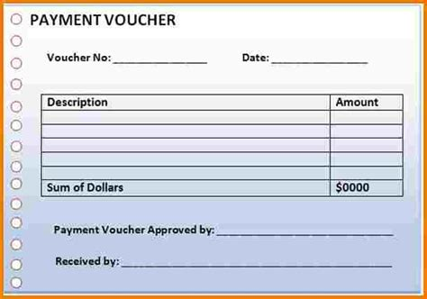 authorization letter voucher payment voucher template authorization letter pdf