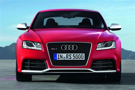 audi rs coupe officially revealed details