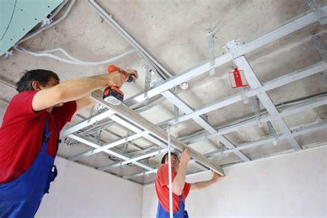 gyproc plafond voordelen mogelijkheden