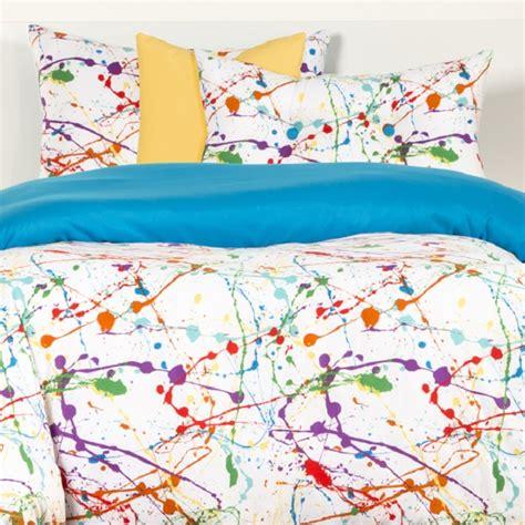 bed cap comforter paint splatter bedding splat bed cap comforter set