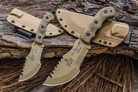 tom brown tracker 1 tops 2 new tom brown tracker knives recoil